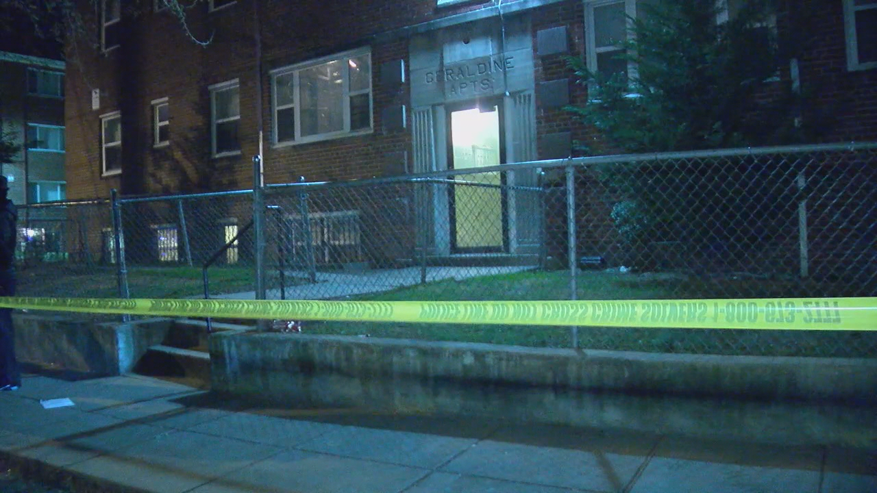 Police: Man dies after he was shot several times inside a DC apartment. (ABC7)