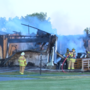 Fire destroys Luckey home as two escape safely