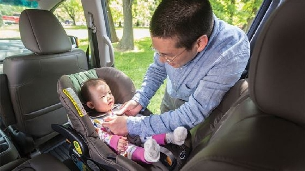 law to require rear facing seats for young kids takes effect