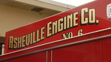 Asheville Fire Department gets new engine
