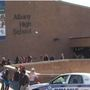 Albany High School evacuated over reports of gas smell