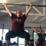 Local female weightlifters prepare for 2018 National Youth Championship