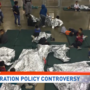Local impact of the immigration controversy
