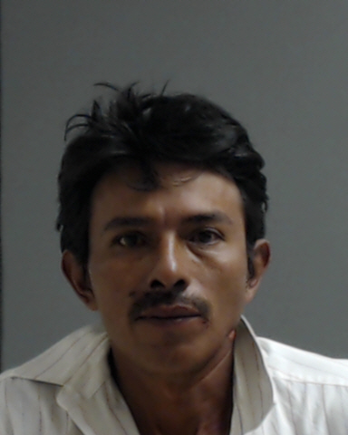 Jacobo Zelaya, 43, of Donna is charged with burglary of habitation with intent to commit a sex offense. (Photo courtesy of the Hidalgo County Sheriff's Office)