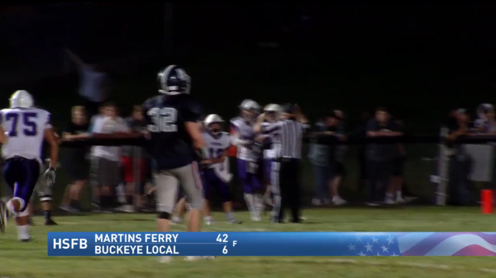 8.23.18 Highlights: Martins Ferry at Buckeye Local