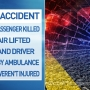 1 Dead, 3 Injured In Cass County Crash