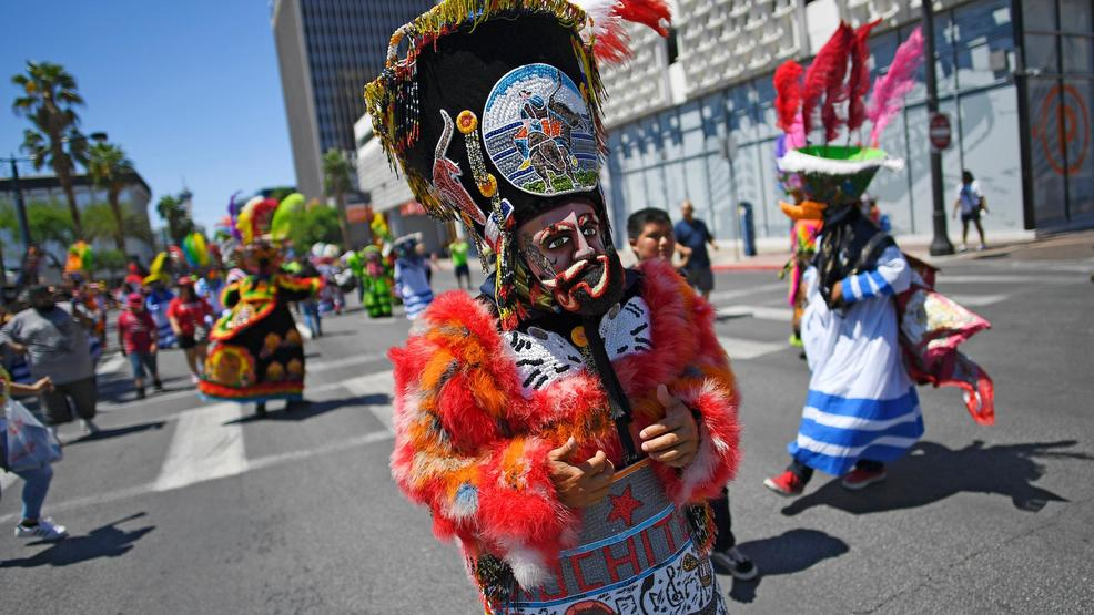 Helldorado Parade rolls through downtown celebrating city's western roots