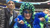 Gallery: Seahawks fans decked out for season home opener