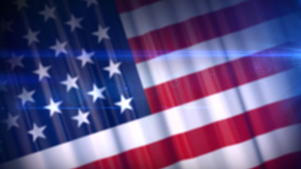 Gander Outdoors Is Continuing A Tradition Of Honoring Present And Past Members The US Armed Forces By Installing Large American Flag At Amarillo