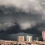 Texas: Storm rolls into Dallas area