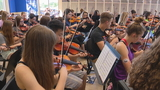 Bay Port students prepare for concert in New York City