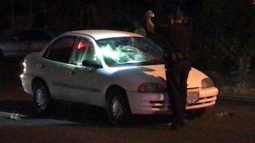 Woman hit by car, driver arrested | KTVL