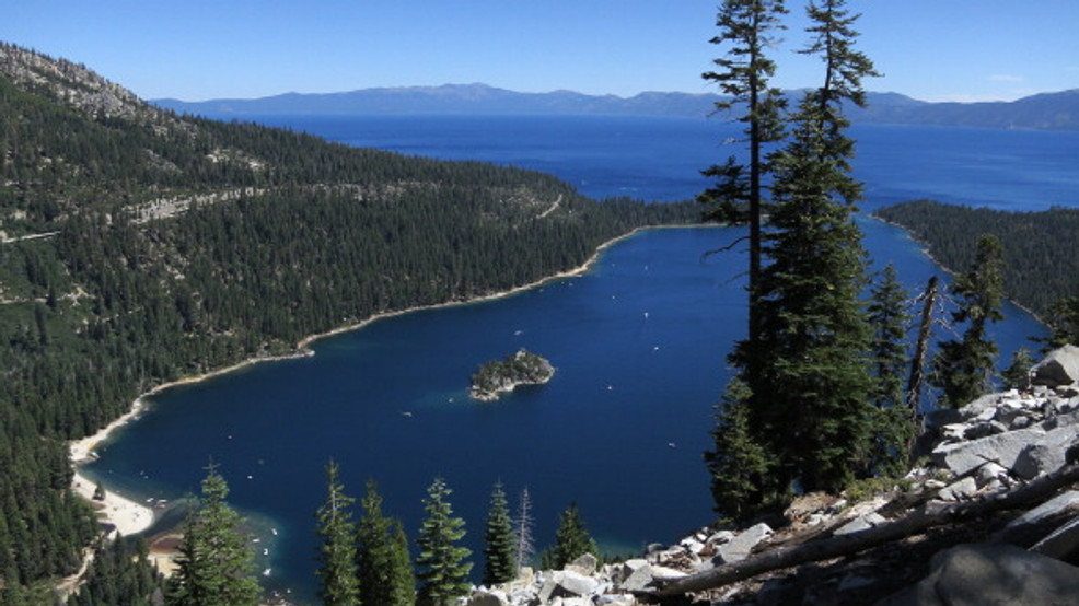13-year-old becomes youngest person to complete 12-mile swim across Lake Tahoe