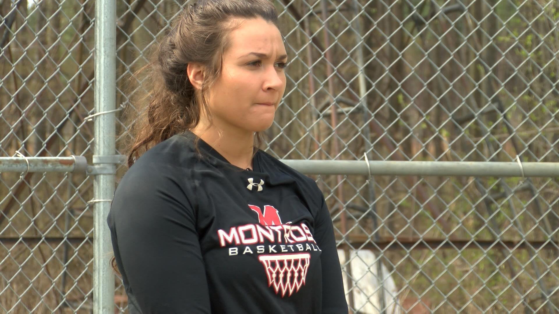 Montrose Track and Field star Brooklin Klopf is eyeing her second straight state title in the shot put.
