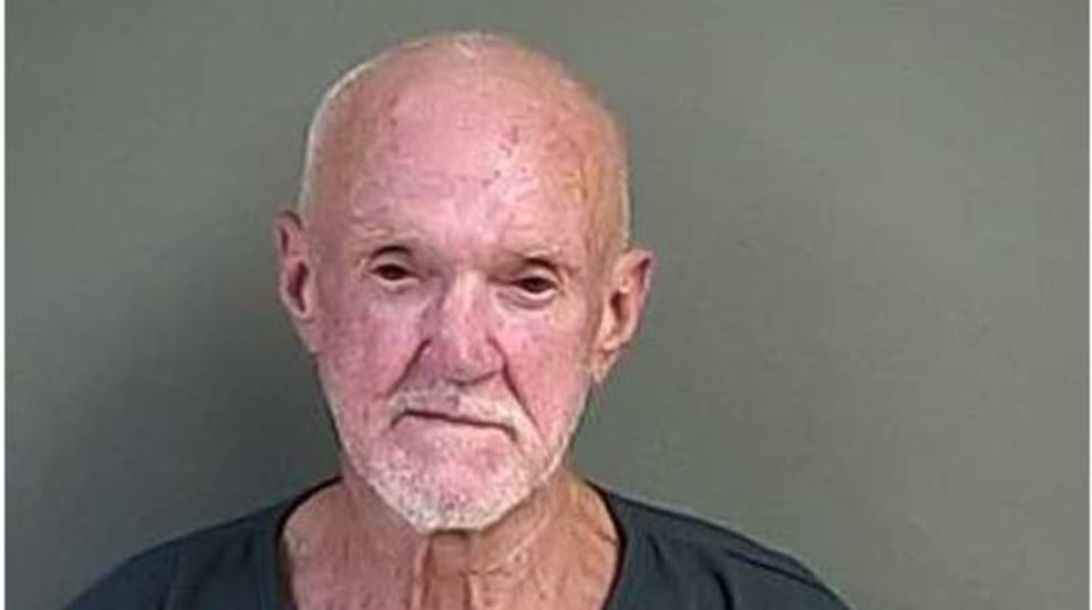 Police 65 Year Old Man Arrested After Pulling Knife On