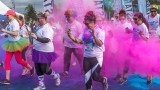 Photos: Color Vibe 5K brightens Eugene