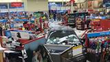 Police: Car drives into Massachusetts Petco store