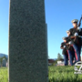 Annual Memorial Day ceremony at Veteran's Cemetery