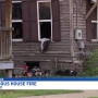 Police investigating suspicious fire in Kalamazoo