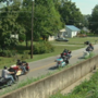 Patrick Sharrock's funeral procession gets motorcycle escort