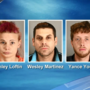 Suspects arrested for identity theft and forgery thanks to neighborhood watch