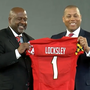 University of Maryland introduces Mike Locksley as new head football coach