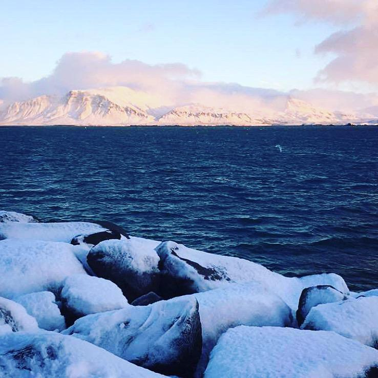 On May 10, 2018, WOW airlines will take its inaugural flight from CVG to Iceland. One-way tickets to Keflavik will start at the low price of $99. This photo was captured in Iceland by Cincinnati resident Janie Walker on one of her own recent adventures. / Image: Janie Walker // Published: 1.10.18