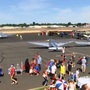 Radial N' Rivers Fly-In Preview at Lewiston Airport