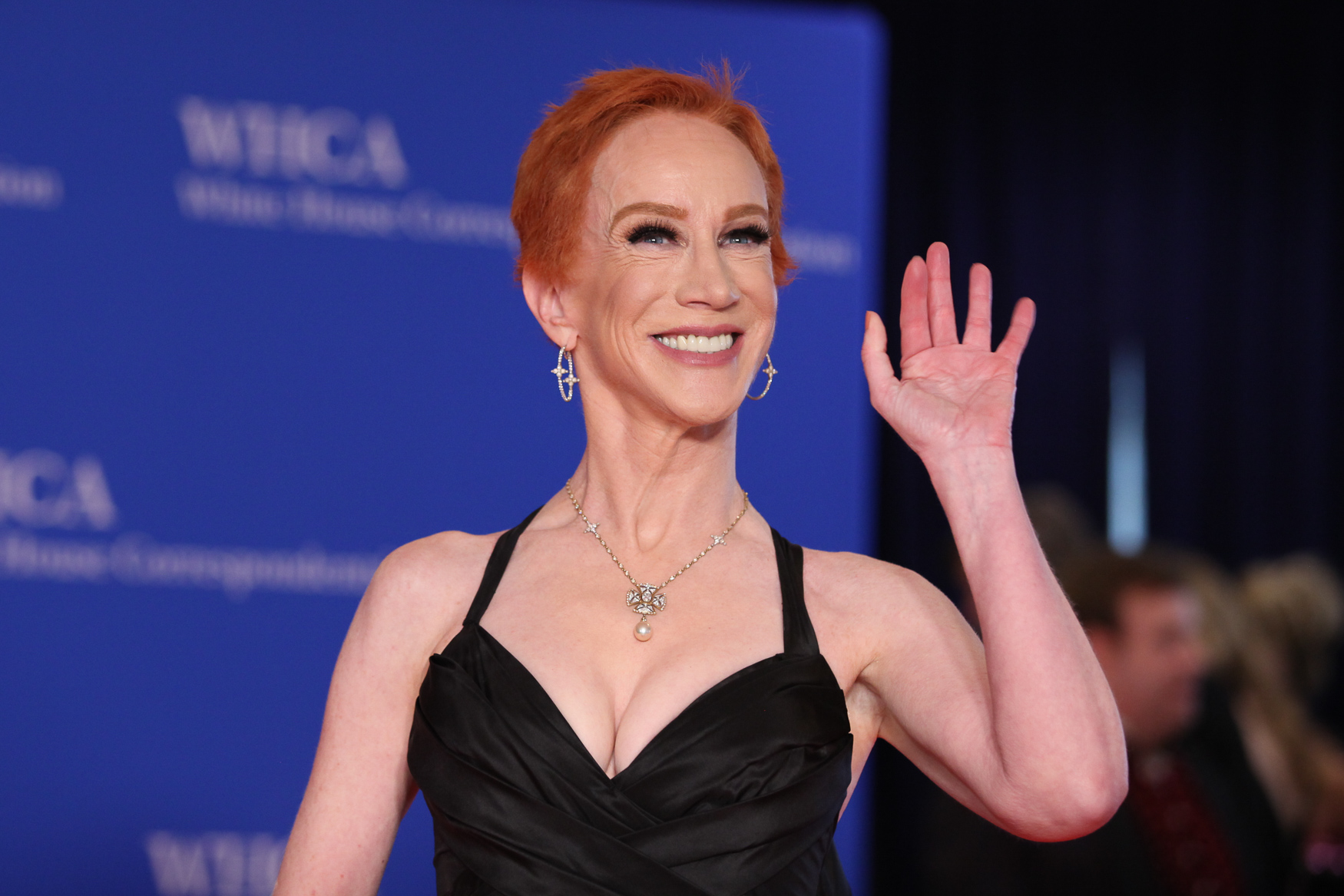 Kathy Griffin{ }(Amanda Andrade-Rhoades/DC Refined)