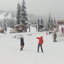 Ski season around the corner as snow arrives at Stevens Pass