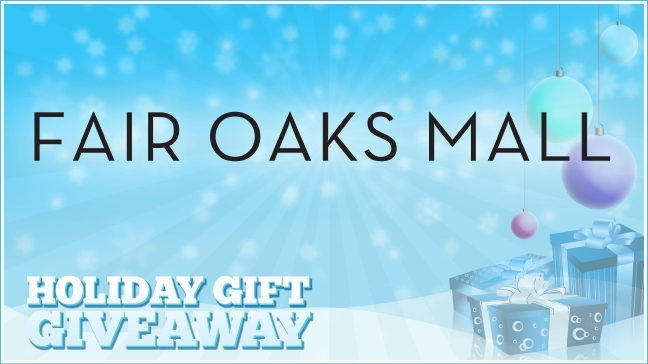 Holiday Gift Guide - Fair Oaks Mall