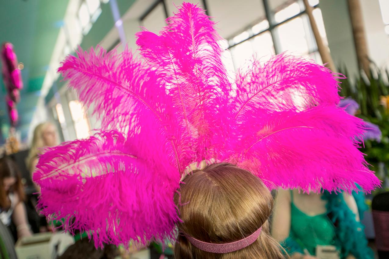 The 2018 JDRF Gala took place on Saturday, May 12 at the Duke Energy Convention Center featuring special honoree Rich Boehne. This year's theme was Carnivale for the Cure, and the event raised over $1 million dollars. / Image: Mike Bresnen Photography // Published: 5.13.18