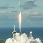SpaceX launches Falcon 9 rocket, satellite