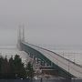 Mackinac Bridge closed to all traffic for second time this week