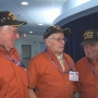 Three brothers, veterans part of Honor Flight's 51st mission