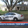 Woman shoots husband in wheelchair then shoots herself