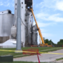 Day 9: removal of damaged grain elevator to begin soon