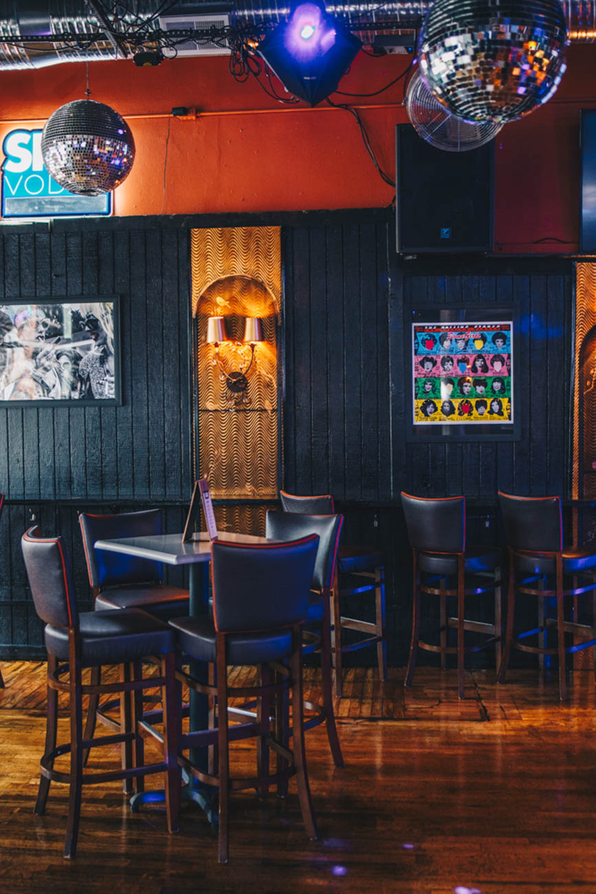 The Birdcage Bar & Lounge is an LGBTQ night spot with plenty of dancing, drag shows, and entertainment in Downtown Cincinnati. Weekly events, such as Studio 54 Night, invites guests to enjoy throwback dance scenes from the 70s, 80s, and 90s every Thursday night. ADDRESS: 927 Race Street (45202) / Image: Catherine Viox // Published: 12.24.18