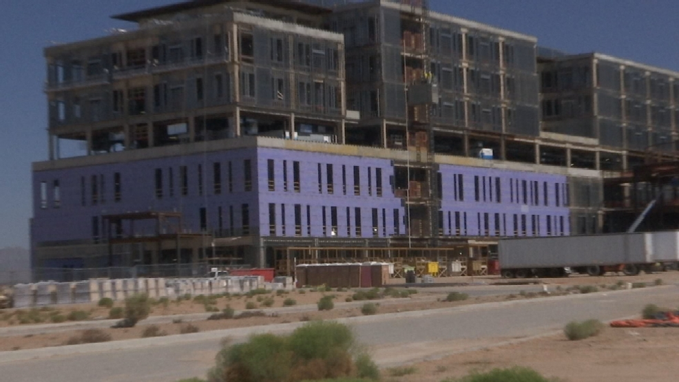 New William Beaumont Hospital Scheduled To Be Finished In 2019 Kfox