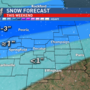 Snow and sleet mixture to hit central Illinois Sunday morning