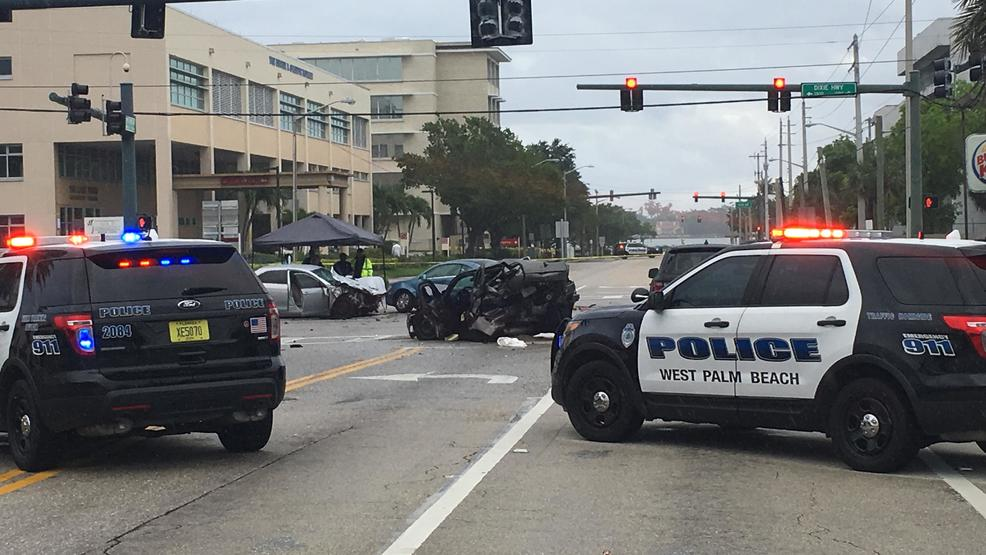West Palm Beach Car Accident Reports