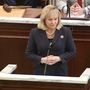 Governor Fallin plans to sign bill cutting agency budgets