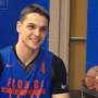 Egor Koulechov's long journey from Russia to the U.S. leads him to Gator basketball