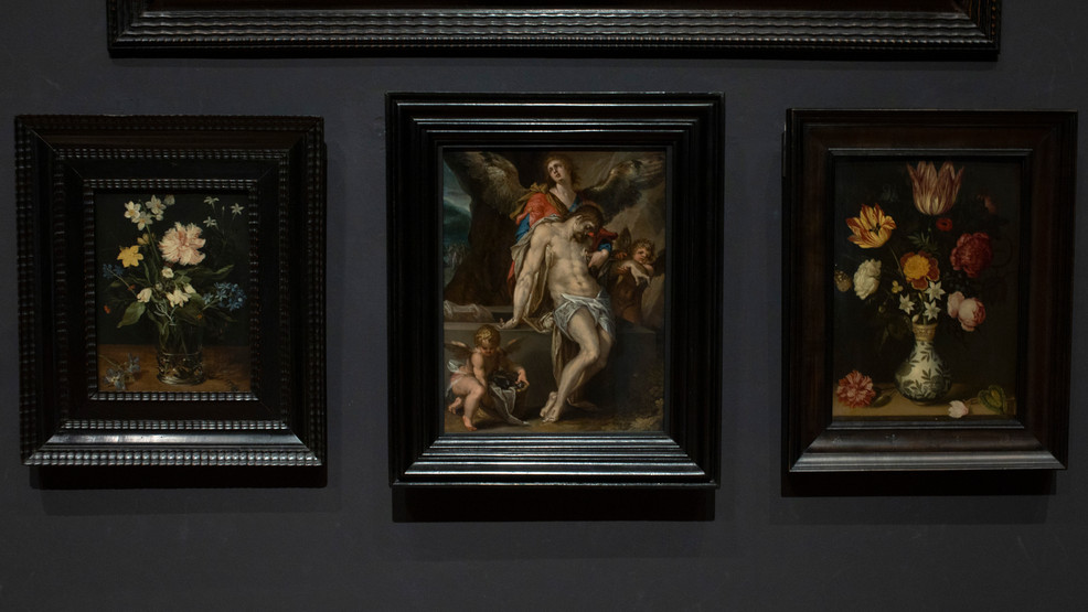 Gift brings 'Moment of Light' to museum in COVID-19 darkness