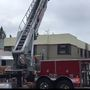 Two rescued, others evacuated after Petoskey apartment building fire