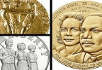 MLK's Outstanding Numismatic Honors