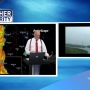 The Weather Authority: Two waves of storms today; LIVE Coverage