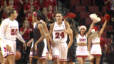 Cougars snap streak at five for Husker women