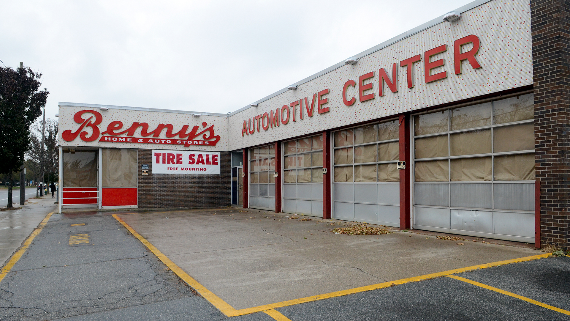 Providence Auto Center{ }(Robert Emerson)