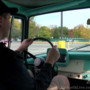 Young drivers learn manual in classic cars